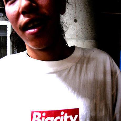 Bigcity BOXLOGO S/STEE  永遠の定番!! WHITE