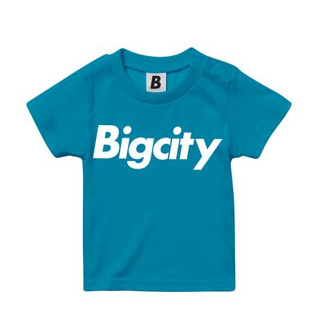 Bigcity KIDS LOGO S/STEE