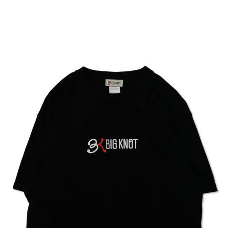 Big Knot / S/S Logo Tee - Black