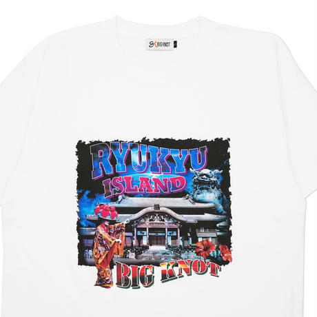 S/S Shurijoh Tee - White