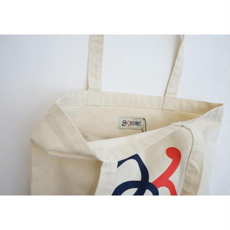 Big Knot / Cotton Tote Bag Msize