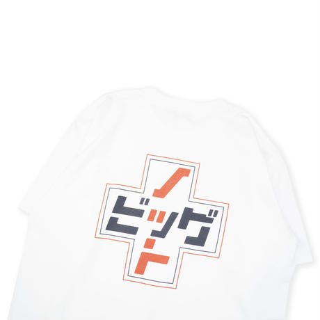 S/S Carry My Cross Tee - White