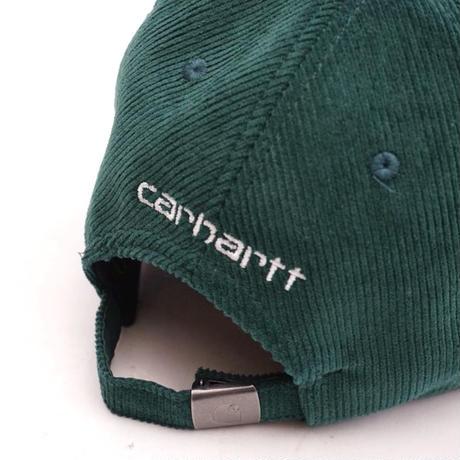 Carhartt Wip / Manchester Cap - Dark Fir/White