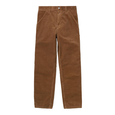 Carhartt WIP / Single Knee Pants - Hamilton Brown Rinsed