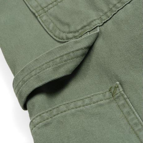 Carhartt Wip / Ruck Single Knee Short - DollarGreenStoneWashed