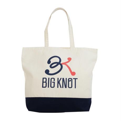 Big Knot / Cotton Tote Bag Lsize