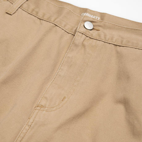Carhartt Wip / Ruck Single Knee Short - DustyHamiltonBrownStoneWashed
