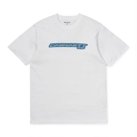Carhartt Wip / S/S Sport Script T-Shirt - White