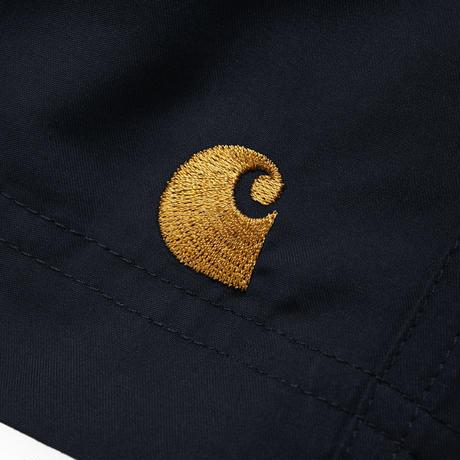 Carhartt Wip / Chase Swim Trunk - Black Gold
