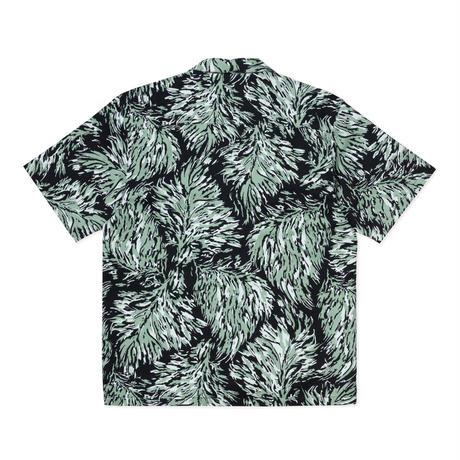 Carhartt Wip / S/S Hinterland Shirt - Hinterland Print, Black