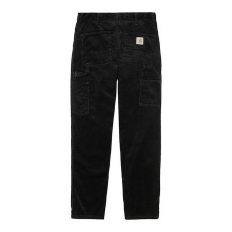 Carhartt WIP / Single Knee Pant - Black Rinsed