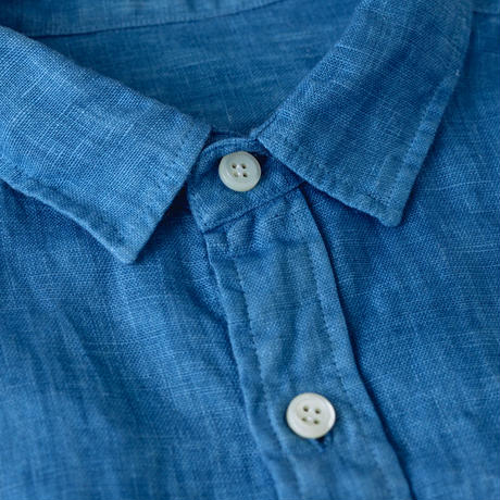 Y-Shirt / Indigo Blue