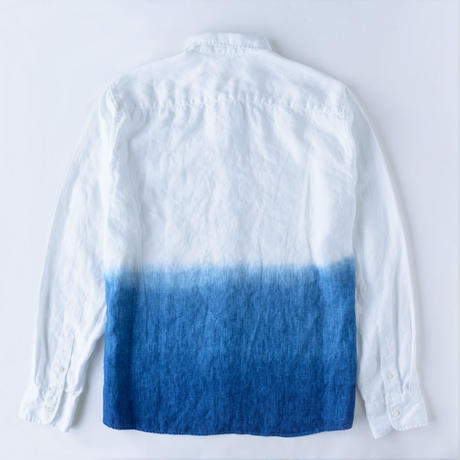 Y-Shirt / Gradation Blue