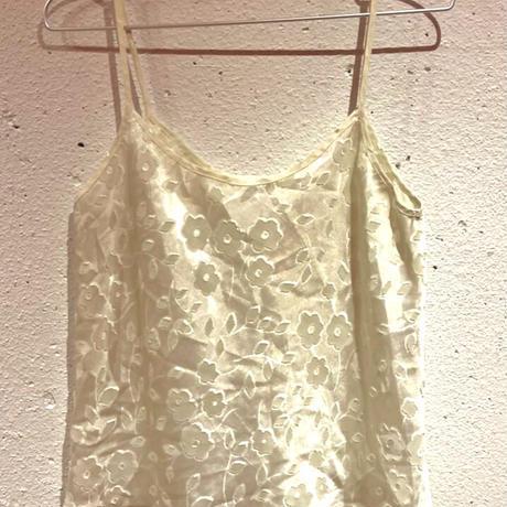 flower lingerie(ivory)