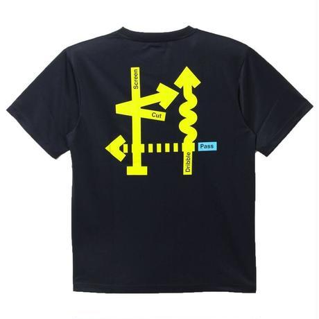 【21SS】プラクティスTシャツ(BK5904)