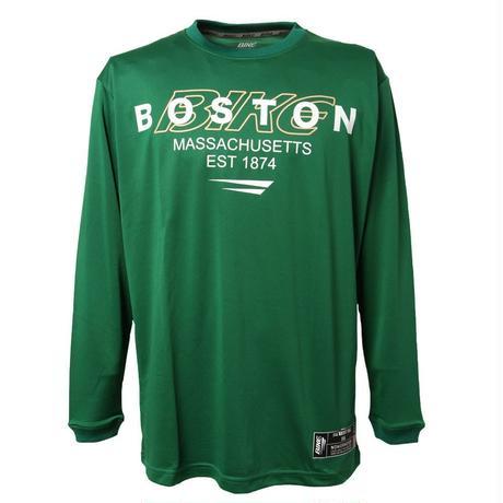 【21FW】ロングプラクティスシャツBK5956【BOSTON】