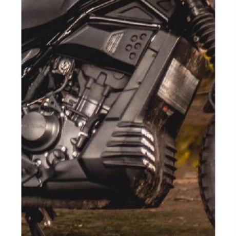 ホンダ レブル Rebel 250 Motozaaa アンダーカウル+エンジンカバーセット