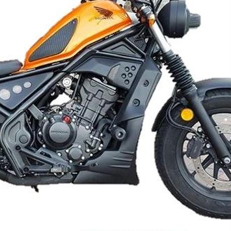 ホンダ レブル Rebel 250 アンダーカウルセット + エンジンカバー+ サイドカバーセット