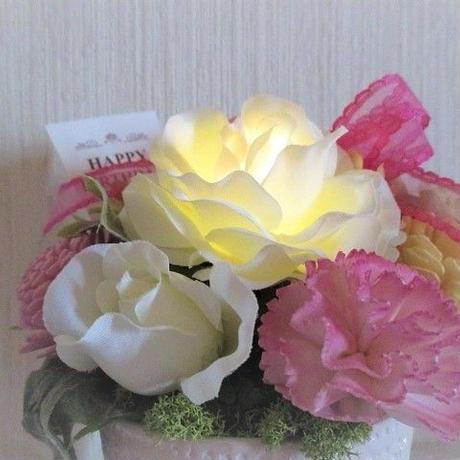 光る花 バースデープレゼント