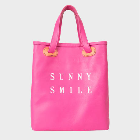 TOKIN Small  [ Rose Red ]  with SunnySmile Logo