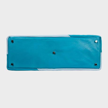 TOKIN Large  - Tricolor [ Milky Blue,TurquoiseBlue & Greige ]