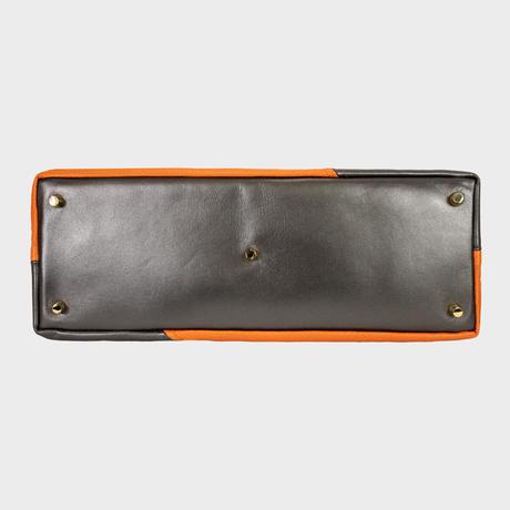 TOKIN Large  - Tricolor [ ChampagneGold Orange & Bronze ]