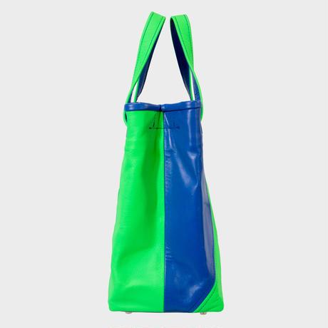 TOKIN Small - Bicolor  [ Blue & FlashGreen ]