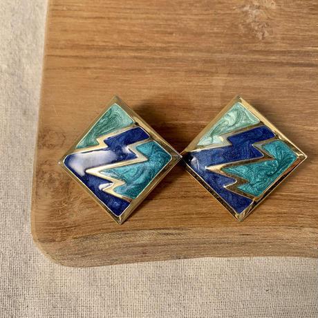 USED happy color pierce (blue)
