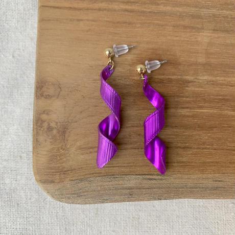 USED happy color pierce (purple)