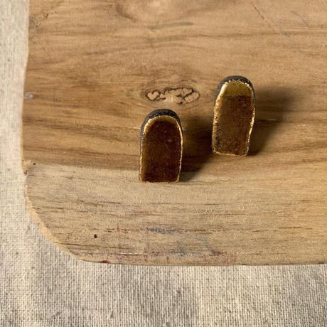 RARA studio gold small pierce