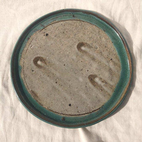 Timi Lantos  DinnerPlate (益子焼)C