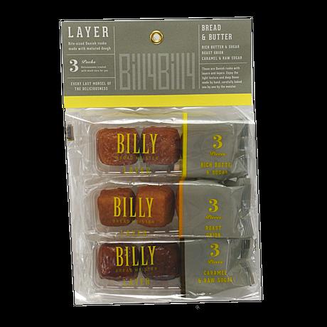 LAYER レイヤーガゼットタイプ・ブレッド&バター