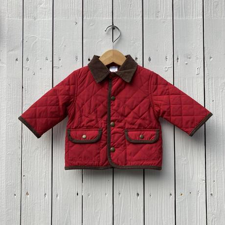 kids quilting jacket(9M/70cm)