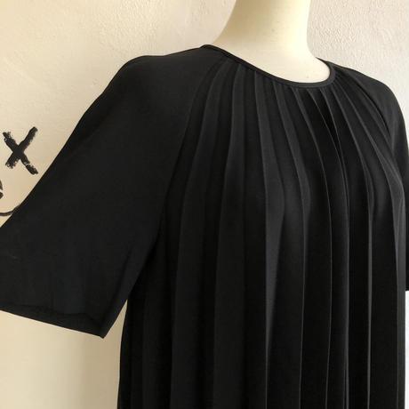 lady's pleats design tops
