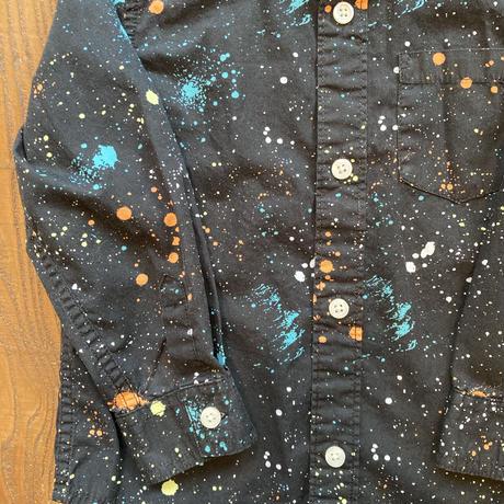 kids L/S paint shirt(3T/100cm)