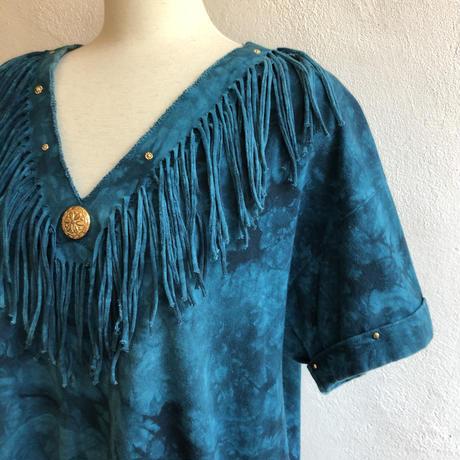 lady's fringe tee shirt