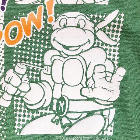 S/S tee MUTANT TURTLES(4T/105-110cm)