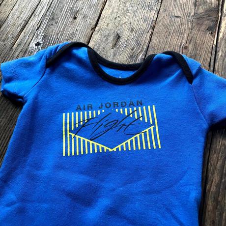 kids JORDAN logo rompers(50cm)