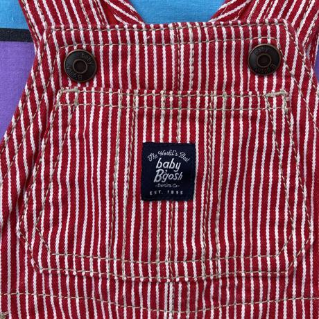 kids long overalls(60cm)