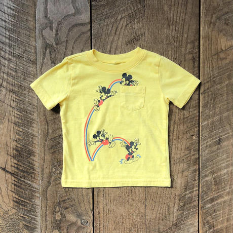 S/S tee Jumping off Mickey Mouse (18M/85cm)