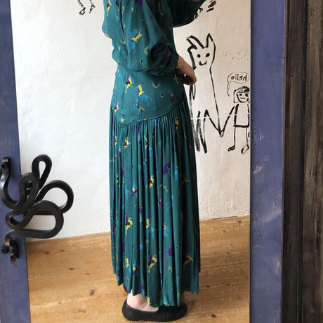 lady's horse  pattern one-piece