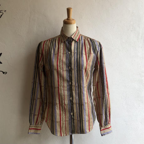 lady's hand paint style blouse