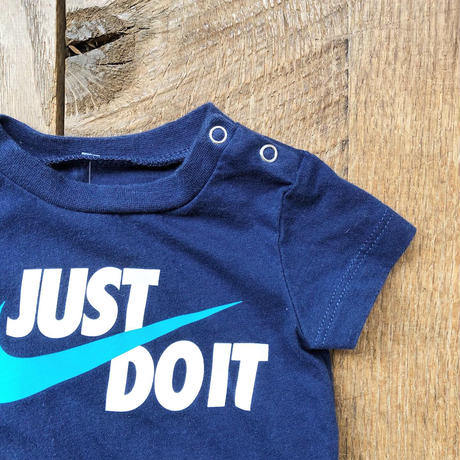 rompers- NIKE JUST DO IT-(3M/50cm)