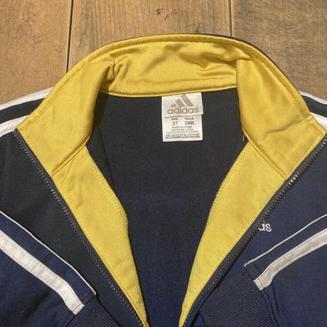 kids adidas track jacket(2T/90cm)