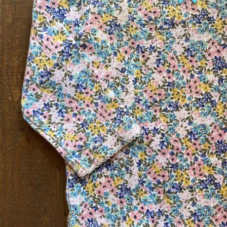 kids carter's flower T-shirt(9M/70cm)