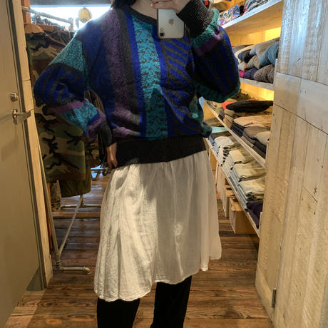 lady's  design knit tops