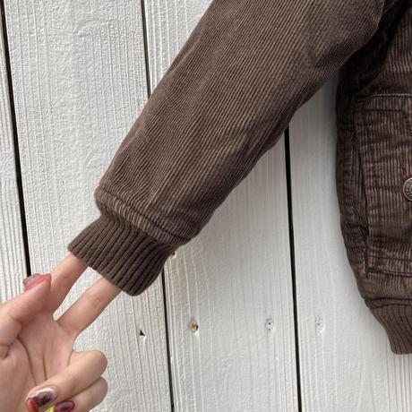 kids OLD NAVY corduroy boa jacket(3T/100cm)