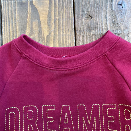 kids〝DREAMER〟sweat(4T/110cm)