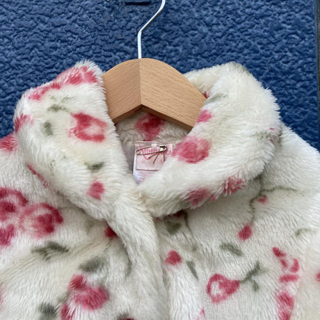 kids fur coat(2T/90cm)
