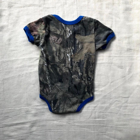 kids real camouflage rompers(85cm)